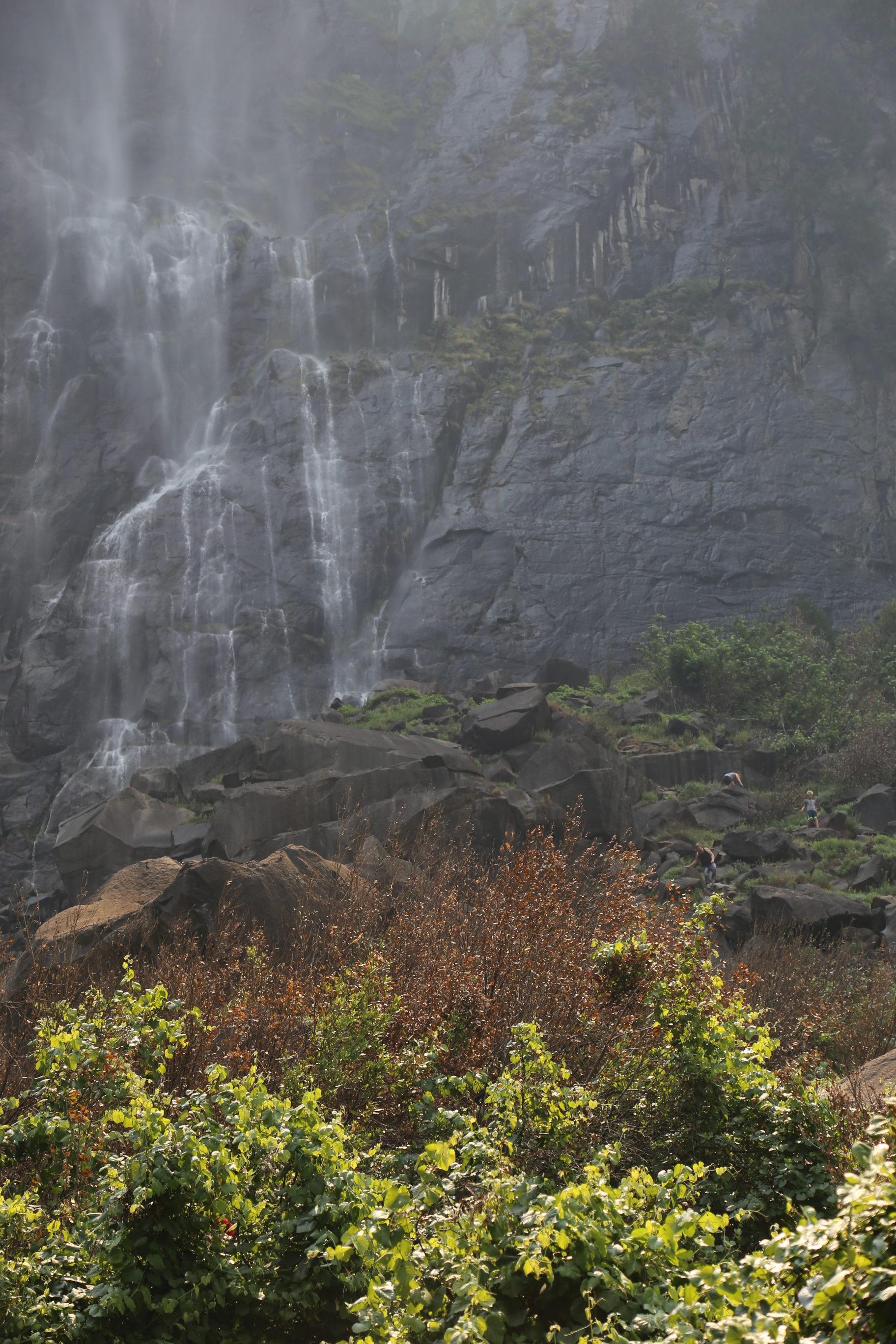 ブライダルベール滝