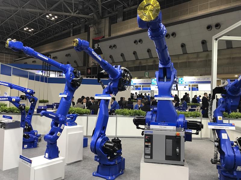 2017年産業用ロボット展示会に行ってみた件@東京ビッグサイト