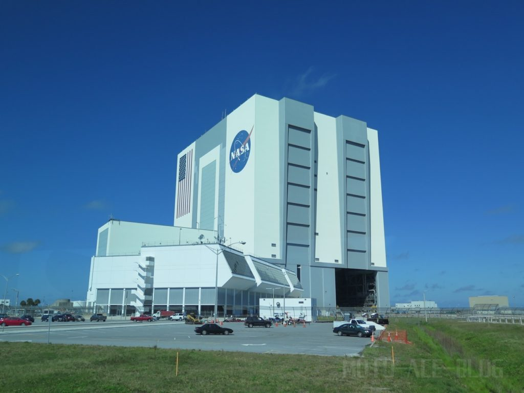 スペースシャトルの組立工場
