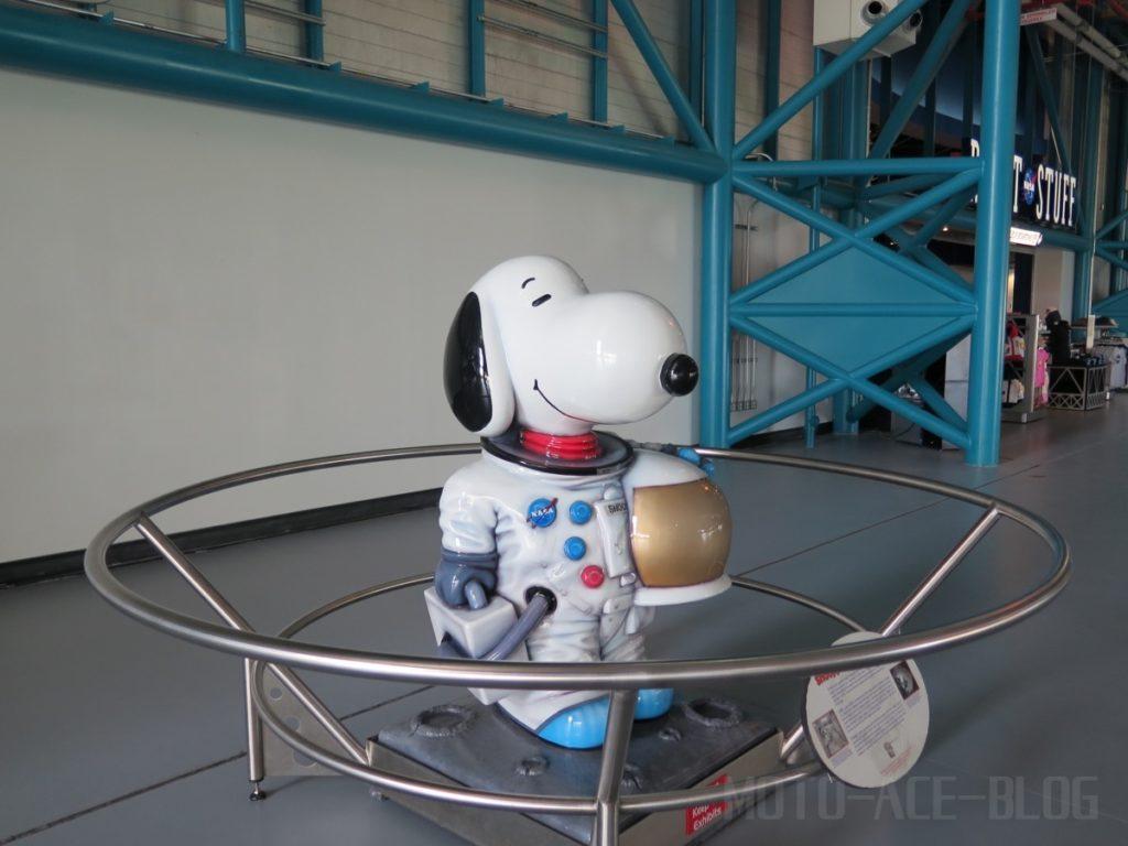 NASAのスヌーピー