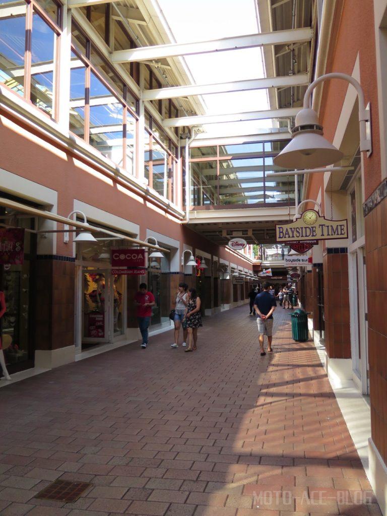 マイアミのショッピングモール