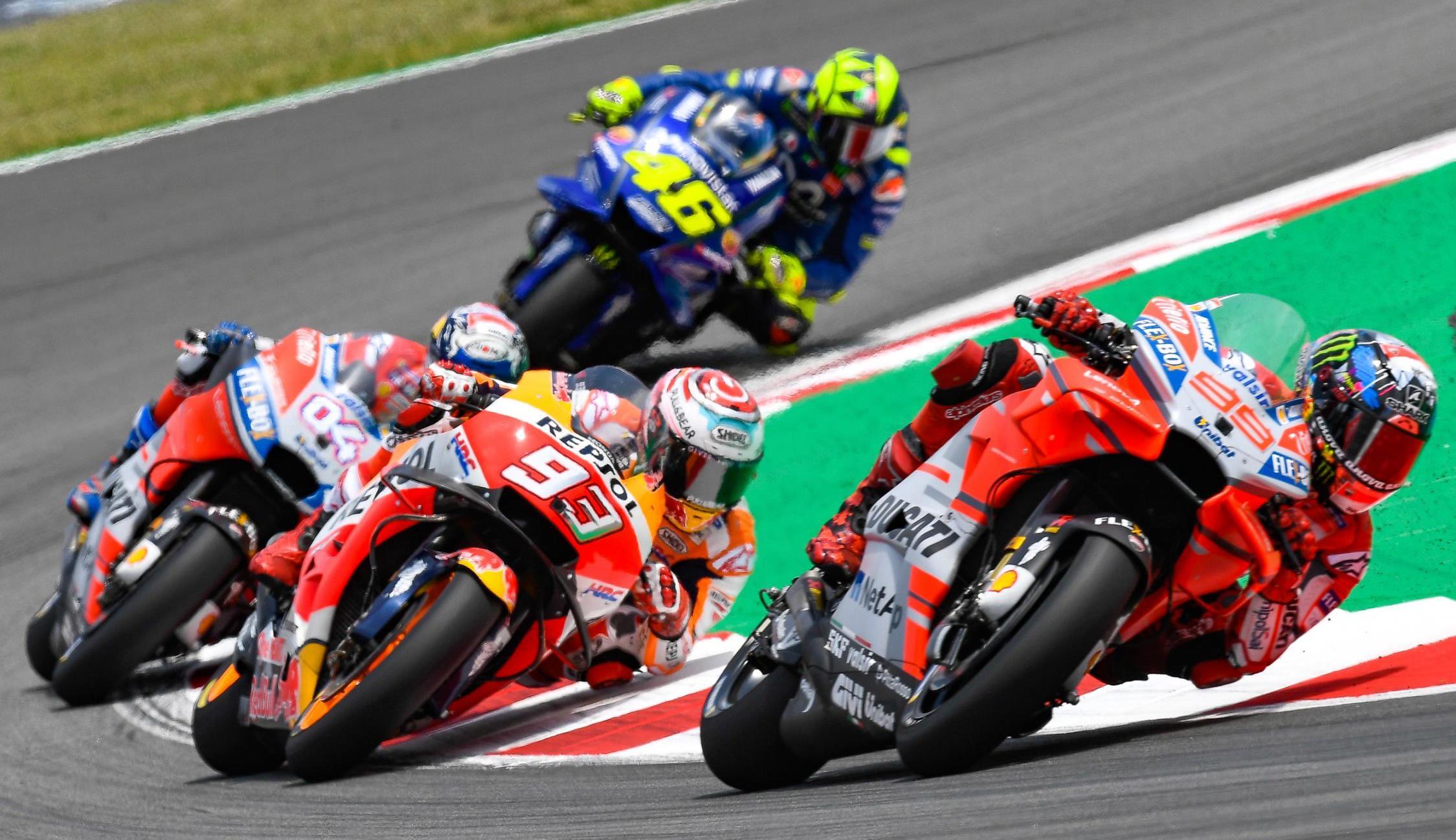 MotoGP2018カタルーニャGP
