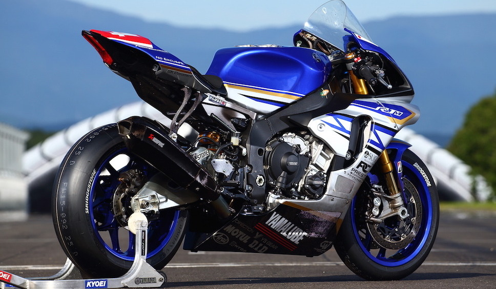 YZF-R1 SSTクラス