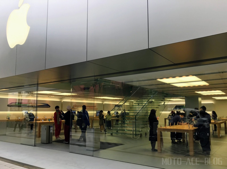 Apple Store栄