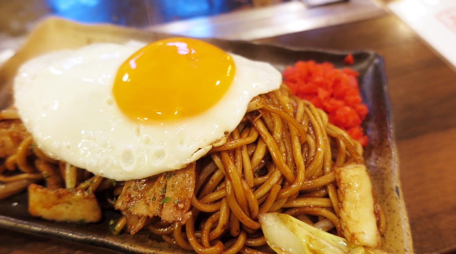 名古屋 東区で美味しい焼きそばを食べるなら【さいたにや泉店】がオススメ!!