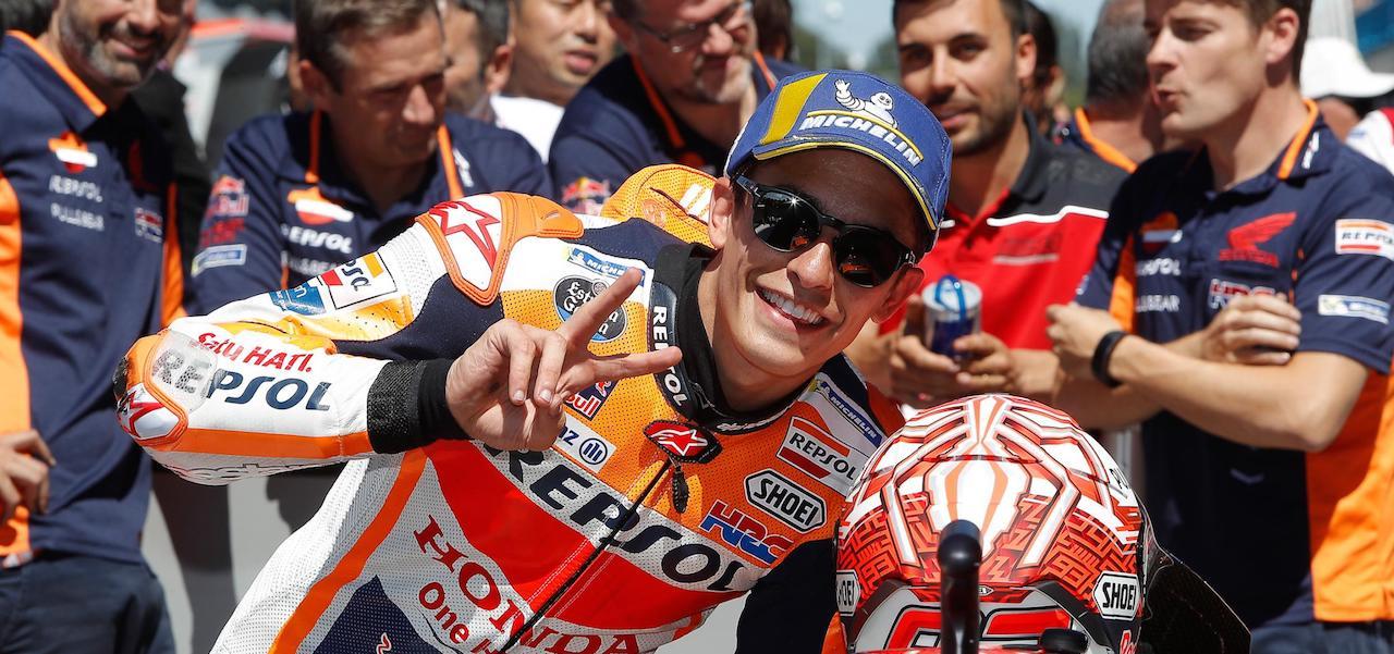 MotoGP2018 Rd.8オランダGPダッジTT予選結果&昨年レース振り返り