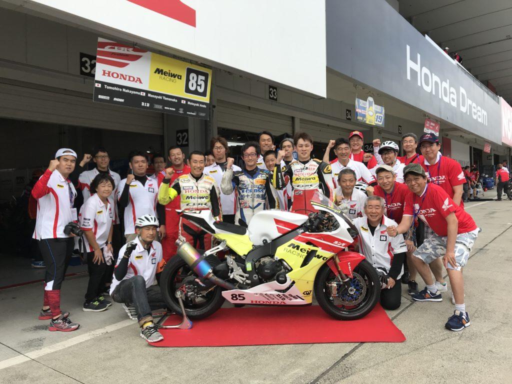 Honda-QCT-Meiwa-Racing
