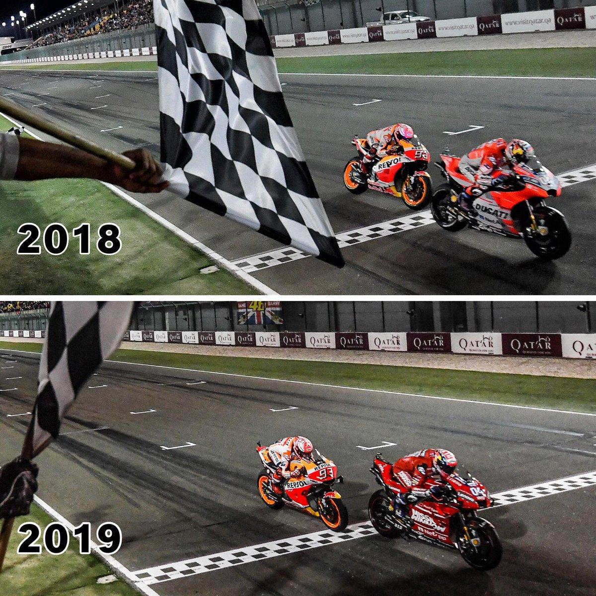 MotoGP2019カタールGP