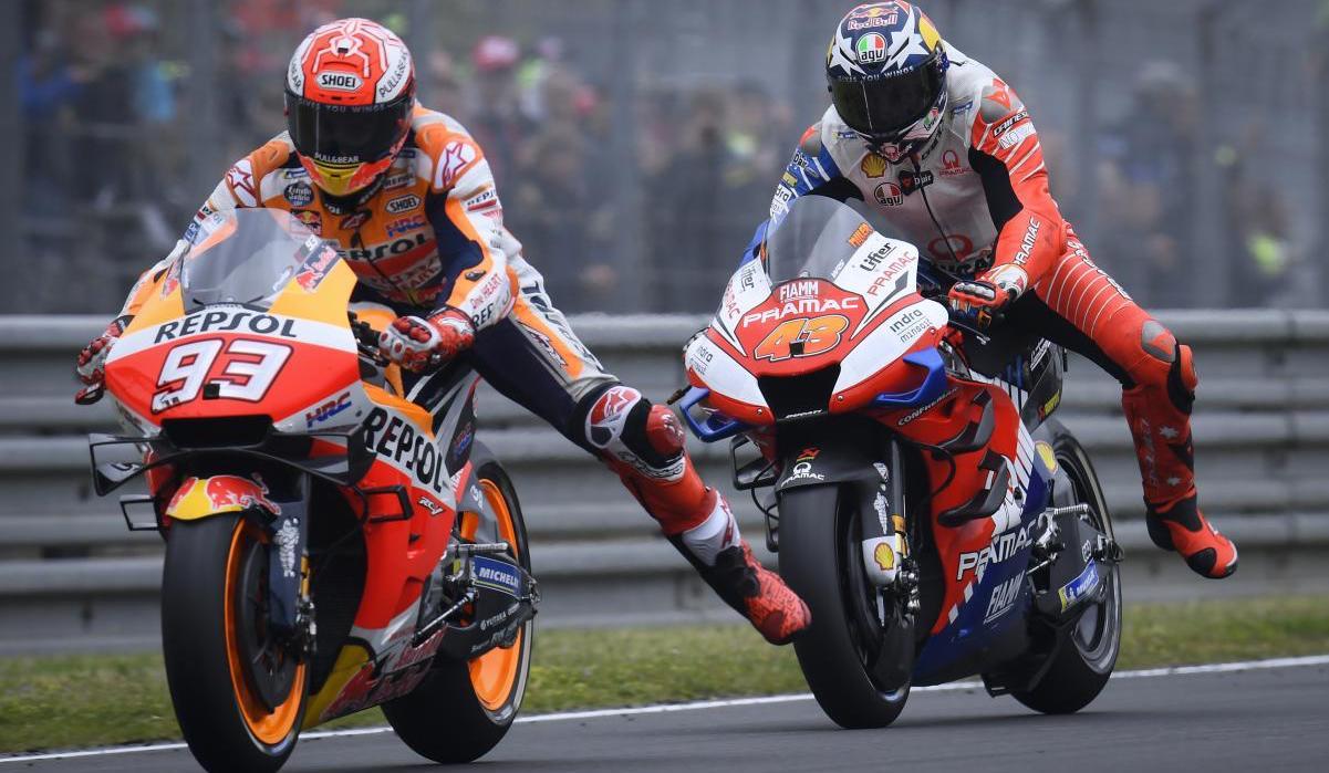 MotoGP209フランスGP決勝