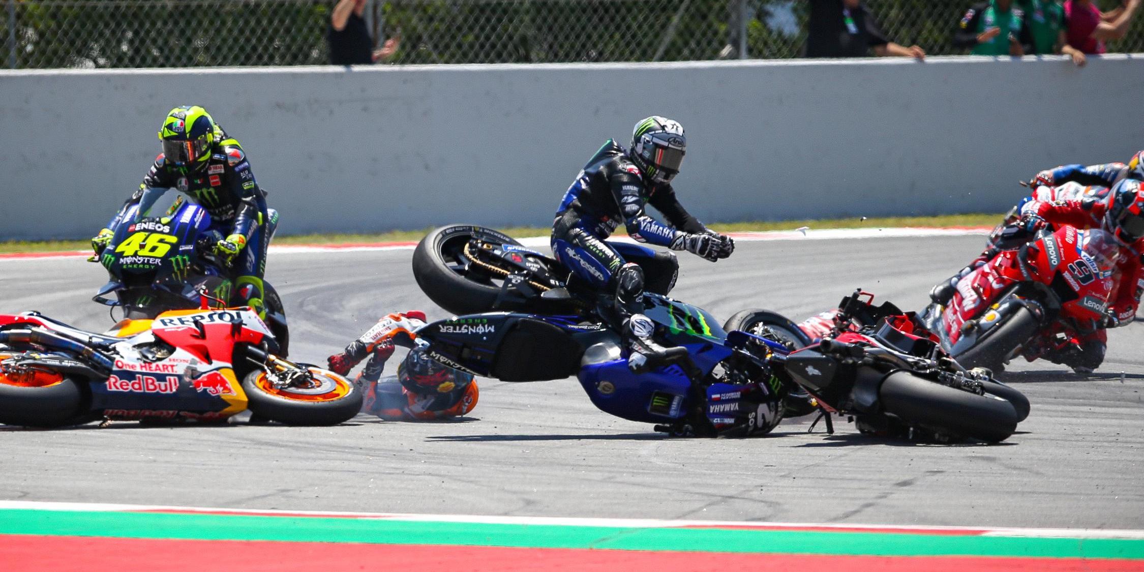 MotoGP2019カタルーニャレース