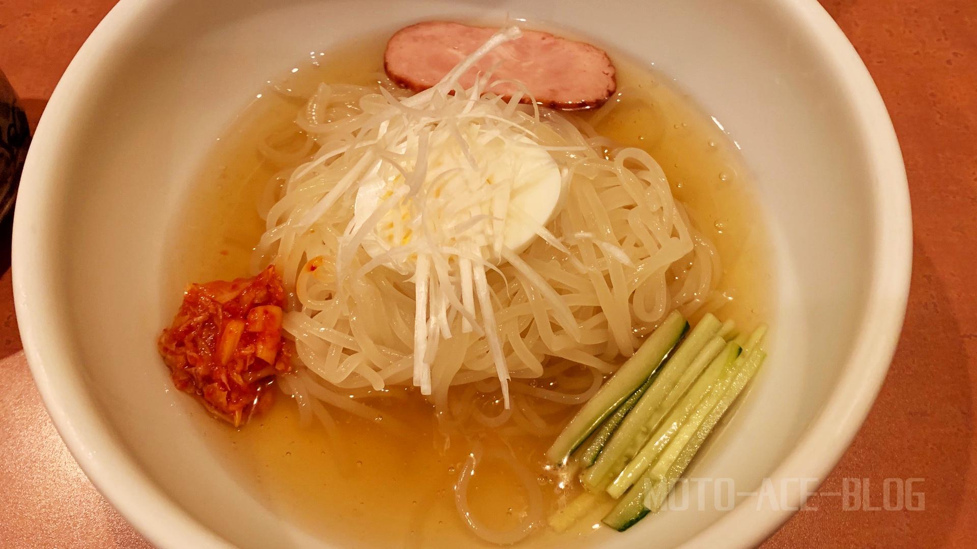 【豊橋】焼き肉嵐山の冷麺が超絶上手くておススメな件|ジュレがたまらん!
