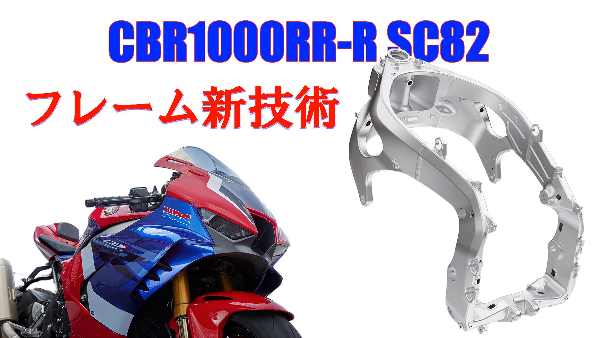 2020年モデル新型CBR1000RR-R SC82