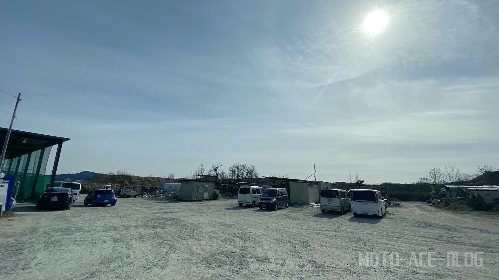 太陽光発電所の下見