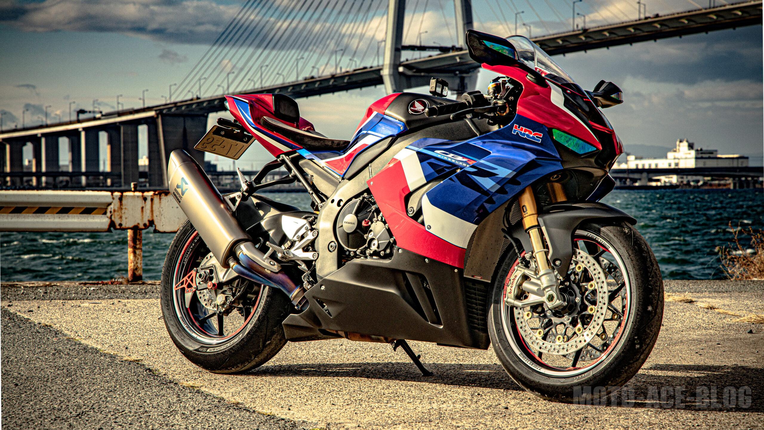 CBR1000RRRフルカスタムバイク