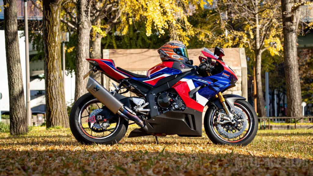 CBR1000RRR(SC82)のかっこいいカスタムバイク
